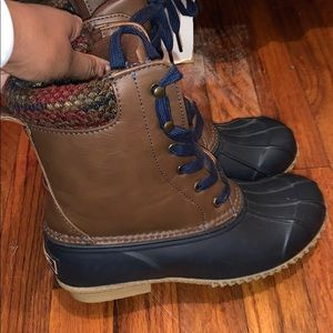 Dempsey style boots